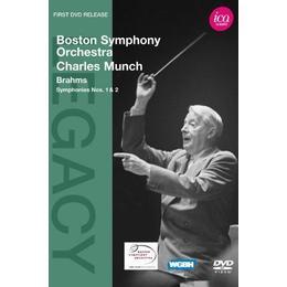 Brahms: Symphonies Nos.1 / 2 [DVD] [NTSC] [2011]